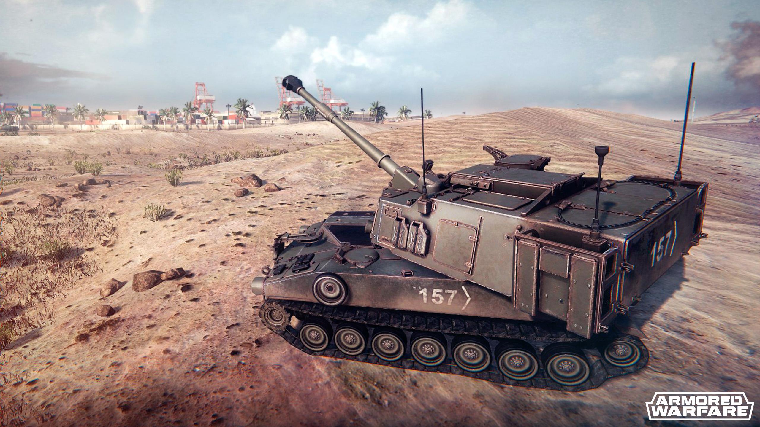Svět dohánění tanků opraven