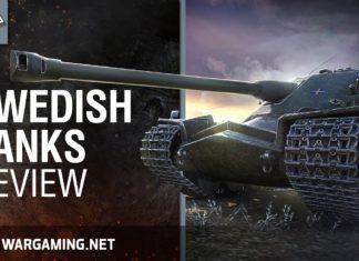 Švédske tanky