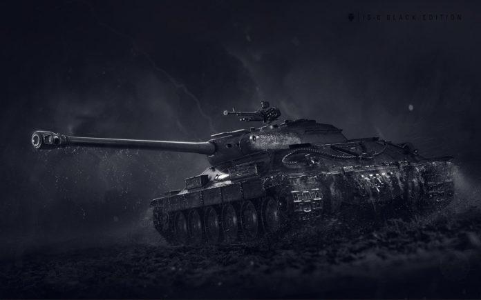 IS-6 B a T34 B