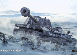 KRUPP-STEYR WAFFENTRAGER