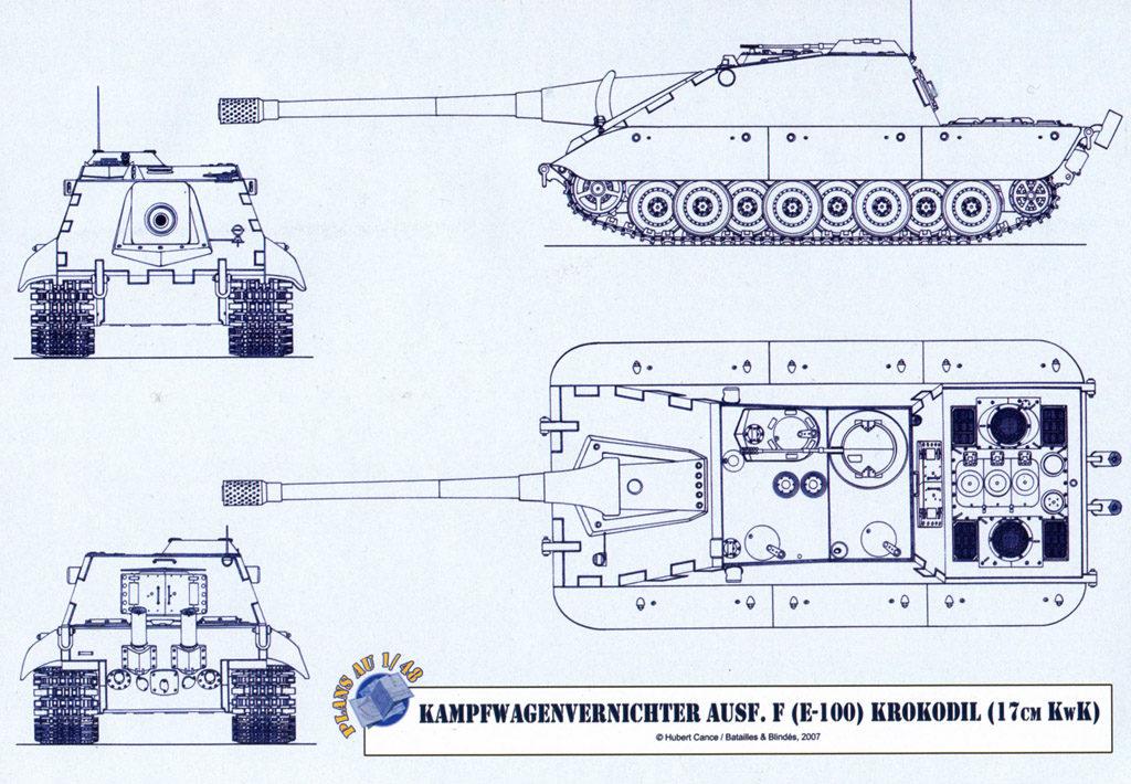 fake-_jagdpanzer_e-100_krokodil_17cm