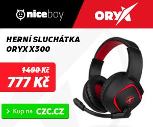 Niceboy ORYX X300