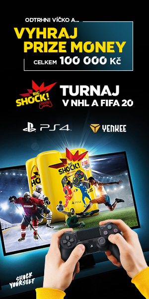 Big Shock! turnaj