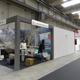 Our stand at Veronafiere 2019