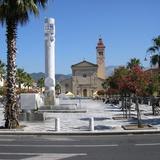 Marina di Carrara City center