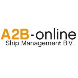 logo A2B-online Ship Management BV