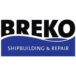 logo BREKO Shipbuilding & Repair
