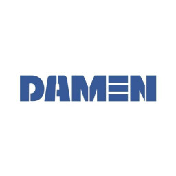 logo Damen Anchor & Chain factory