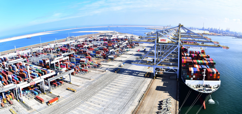 Rotterdam World Gateway