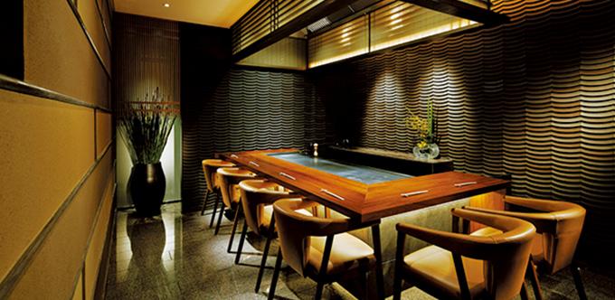 パレスホテル東京 鉄板焼き 豪