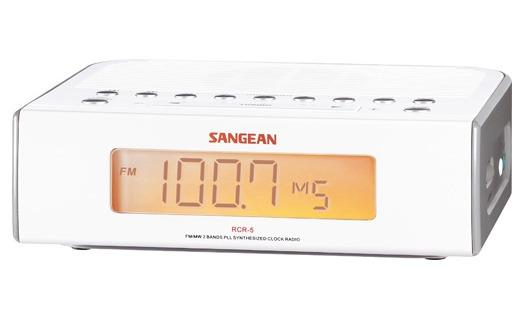 Korting Sangean RCR 5 wekker radio