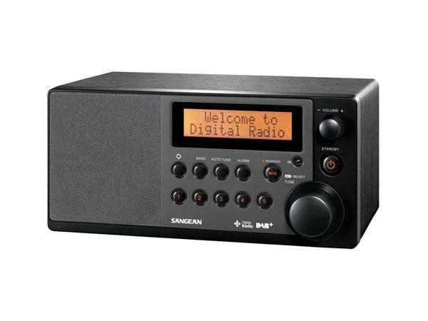 Korting Sangean DDR 31 dab radio