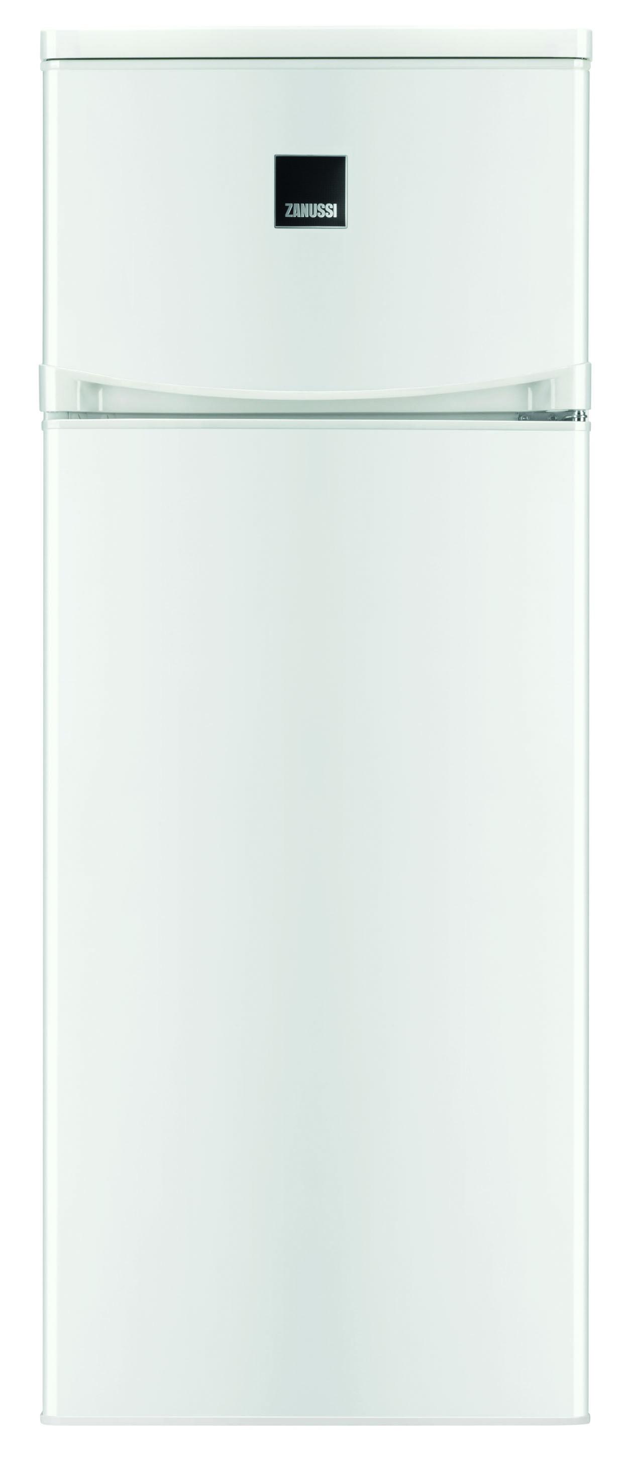 Zanussi ZRT23100WA koelkast met vriesvak