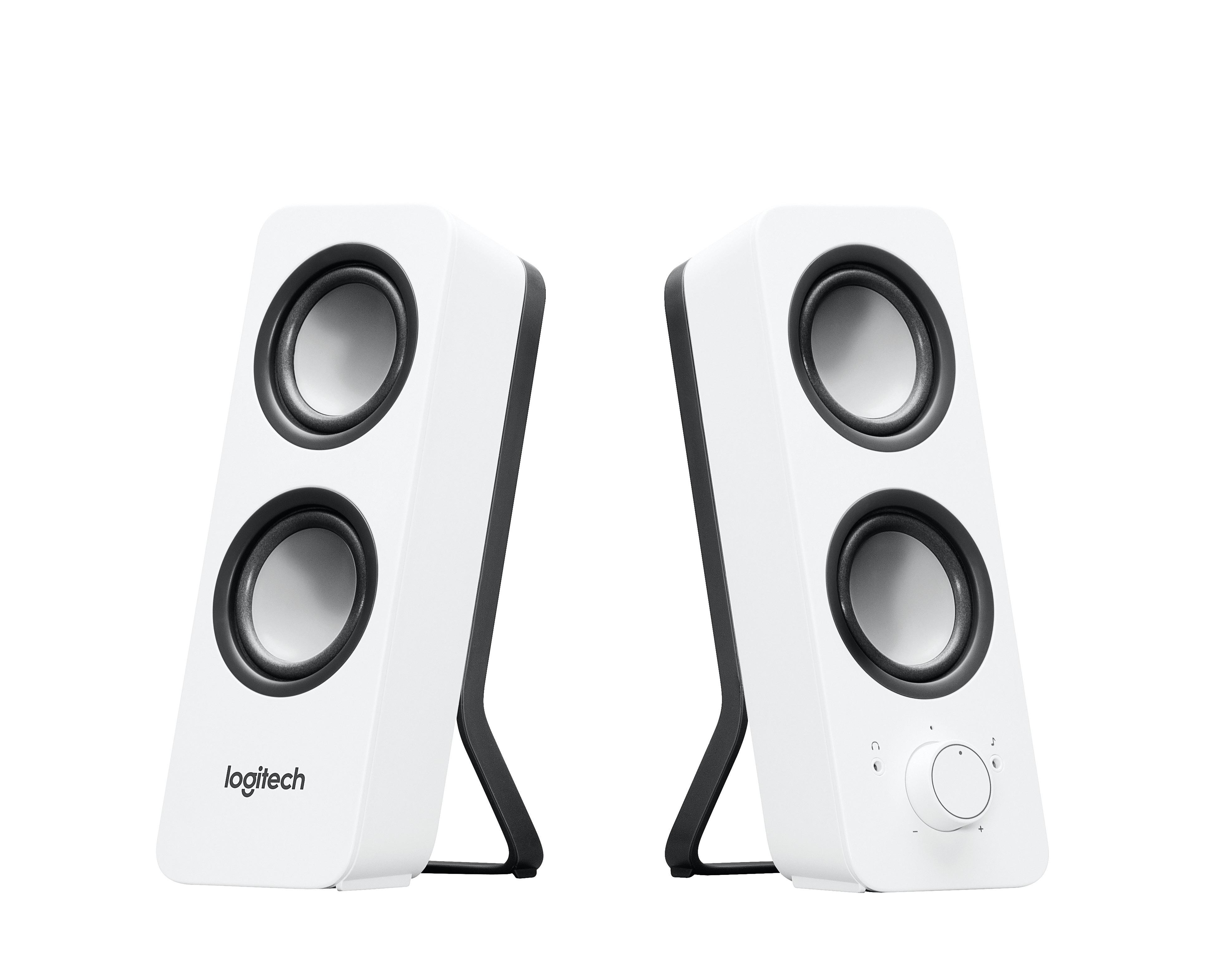 Logitech Z200SNOWWHITESP PC speaker Wit