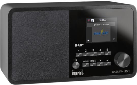 Foto van Imperial DABMAN i150 Hybride radio