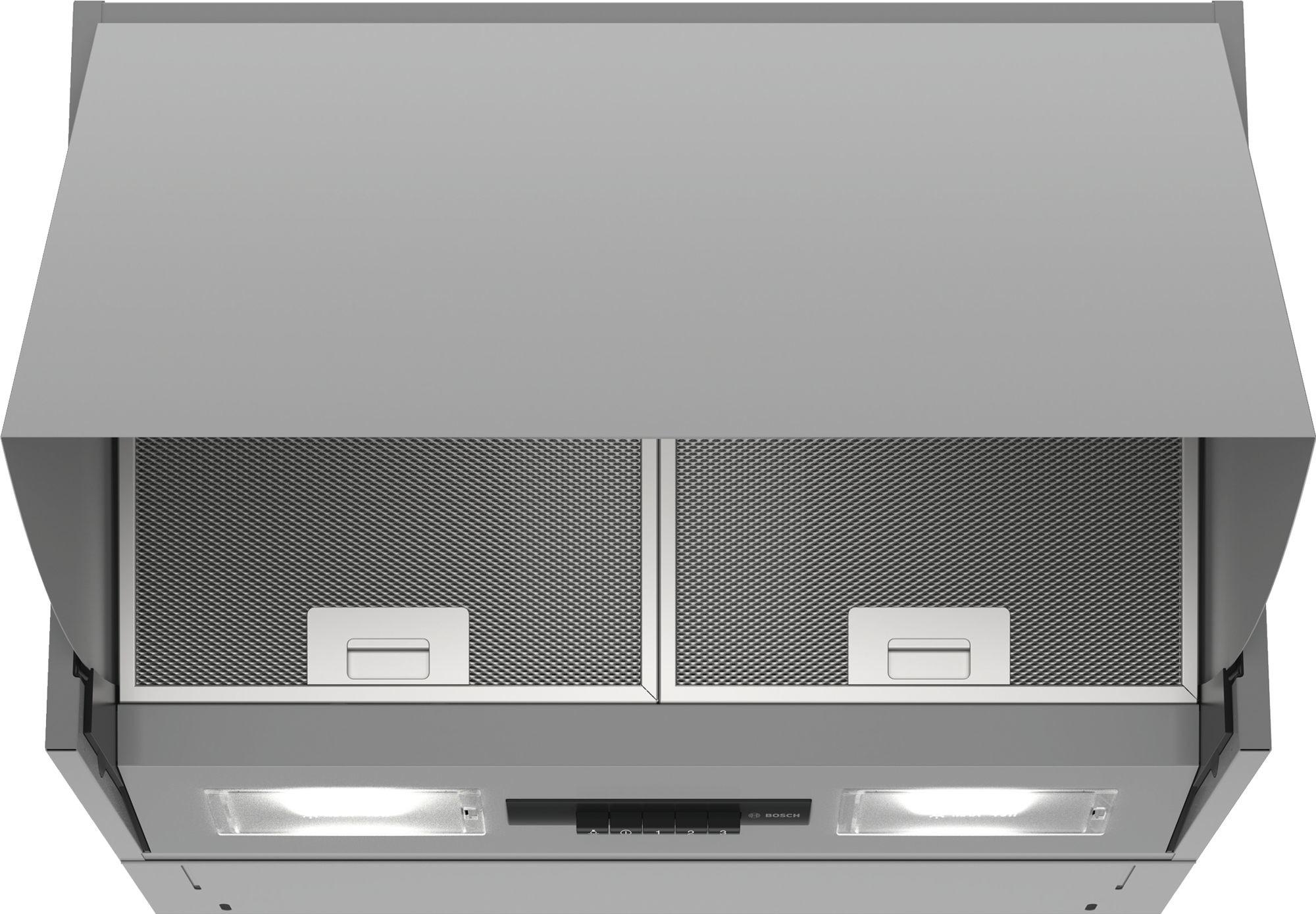 Bosch DEM66AC00 Afzuigkap geïntegreerd Aluminium