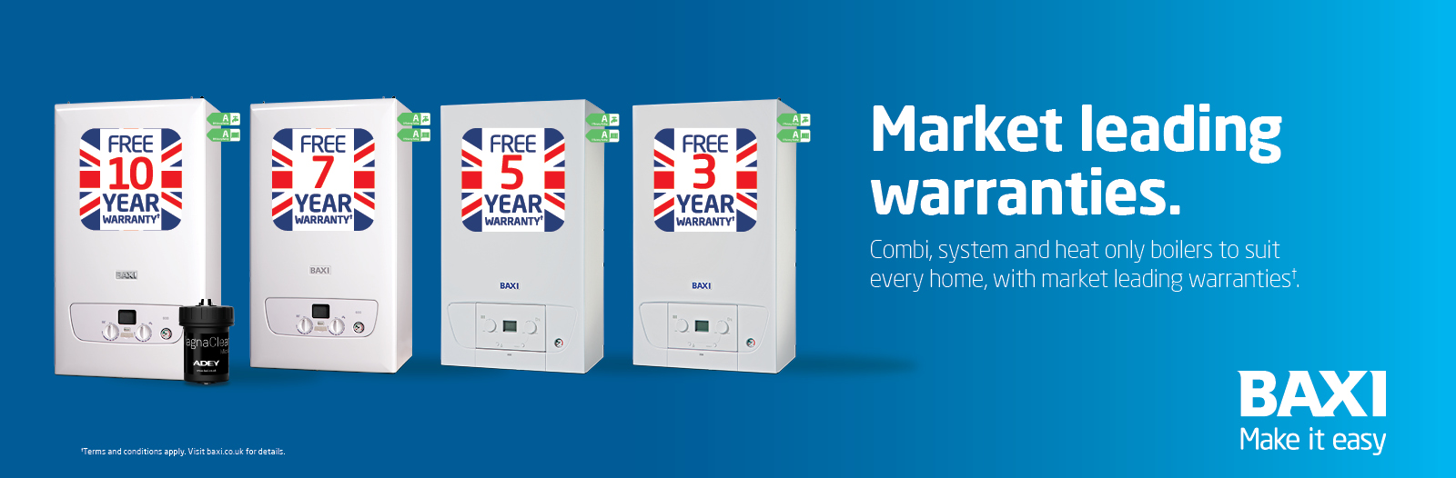 Baxi Approved Installers