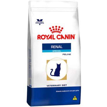 Ração Royal Canin Veterinary Renal Special Para Gatos Adultos - 1 5 Kg
