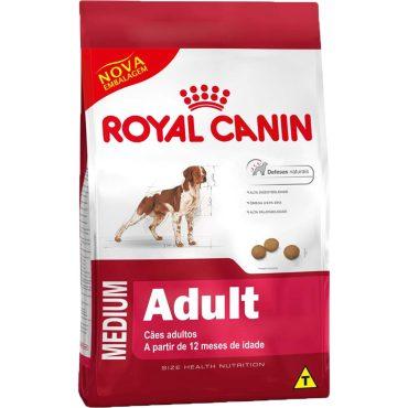 Ração Royal Canin Medium Adult Para Cães Adultos De Raças Médias - 15kg