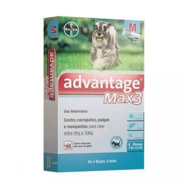 Antipulgas Advantage Max3 Cães