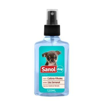Perfume Sanol Filhote 120ml