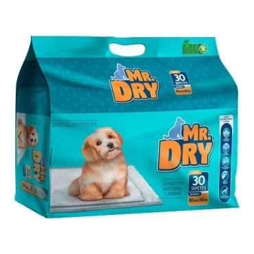 Mr Dry Tapete Higienico Caes 80/60