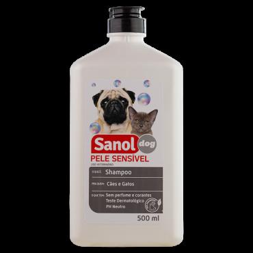 Shampoo Sanol Pele Sensã?vel