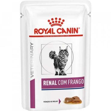 Ração Úmida Royal Canin Vet Gatos Sache Renal 0.85gr