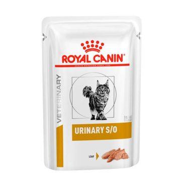 Ração Úmida Royal Canin Vet Gatos Sache Urinary S/o 85g