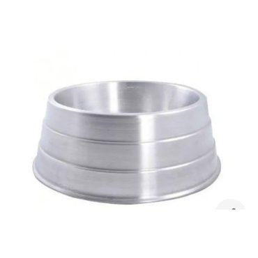 Comedouro Aluminio Pesado Filhote 350ml