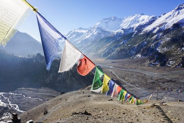 Непал. Трек вокруг Аннапурны - Awayza