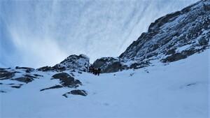 Школа альпинизма в Хибинах