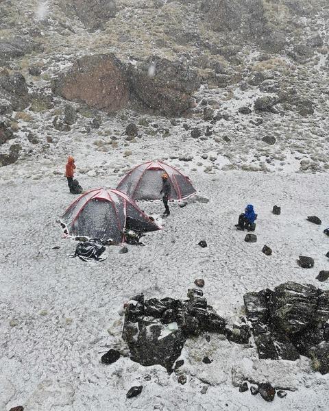 Восхождение на восточную вершину Эльбруса с севера - Awayza