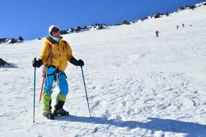 Восхождение на восточную вершину Эльбруса с севера