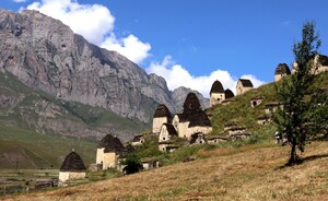 3 ущелья Северной Осетии