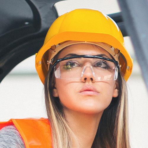 Prescription safety glasses for Women