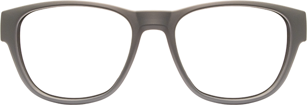 Prescription Safety Glasses: HiDX A002 (Grey/Green)
