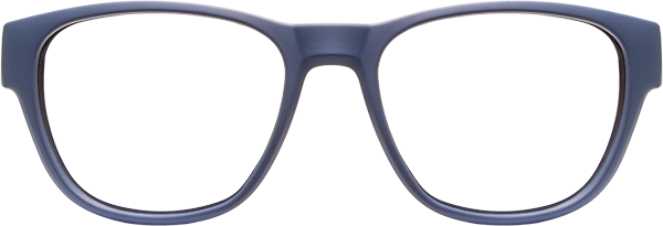 Prescription Safety Glasses: HiDX A002 (Midnight_Blue/Orange)