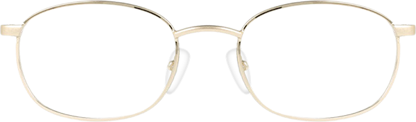 Prescription Safety Glasses: UVEX Baseline Collection BC104A (Gold)