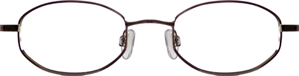 Prescription Safety Glasses - UVEX Baseline Collection BC115 (Dark Bronze) - front view