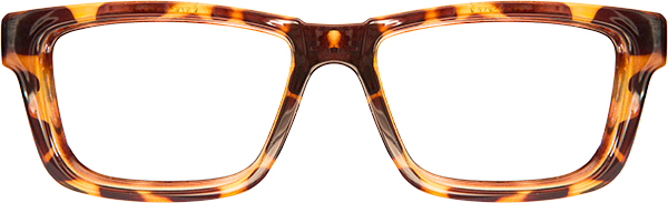 Prescription Safety Glasses: WileyX Worksight™ Series Contour (Gloss Demi Brown)
