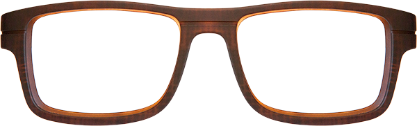 Prescription Safety Glasses: WileyX Worksight™ Series Epic (Matte Hickory Brown)