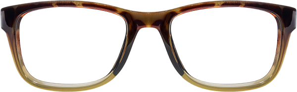 Prescription Safety Glasses - Bollé Kick (Tortoise) - front view