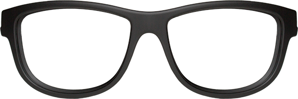 Prescription Safety Glasses: WileyX Worksight™ Series Marker (Matte Black)