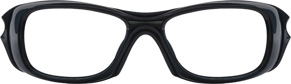 Prescription Safety Glasses: Bollé Skate (Black)
