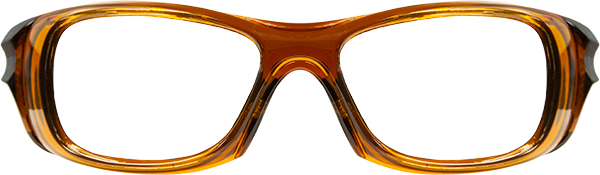 Prescription Safety Glasses: Bollé Skate (Brown)