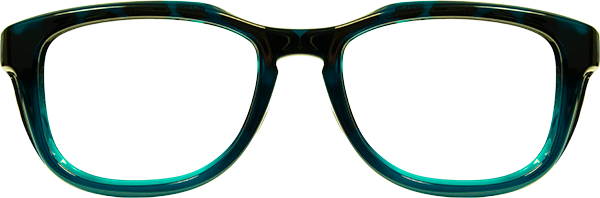 Prescription Safety Glasses: Bollé Spicy (Shiny Black Green)