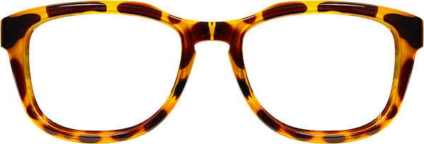 Prescription Safety Glasses - Bollé Spicy (Shiny Light Tortoise) - front view