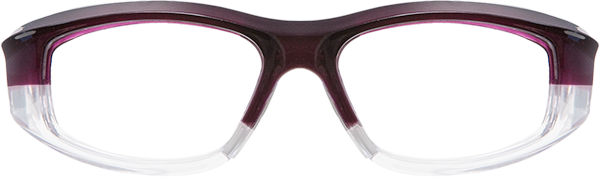 Prescription Safety Glasses: USA Workforce Non-conductive Series WF971 (Violet)