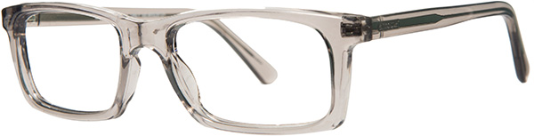 Prescription Safety Glasses - ArmouRx Basic Collection 5001 (Grey) - side view
